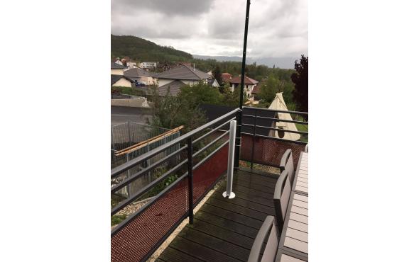 Windblocker en Haute Savoie